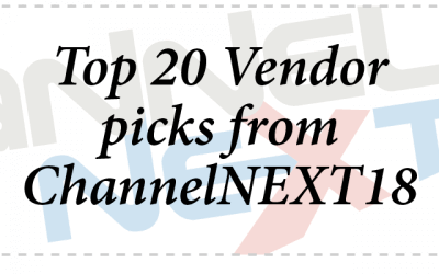 20 Cool Vendors We Found At ChannelNEXT18