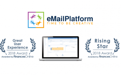 eMailPlatform Gets High Score Under the Marketing Automation Software Category from the Leading Platform for SaaS Reviews