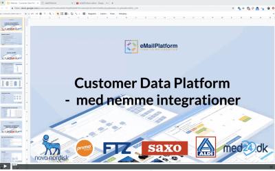Webinar: Anvender din virksomhed Customer Data på den mest intelligente måde?